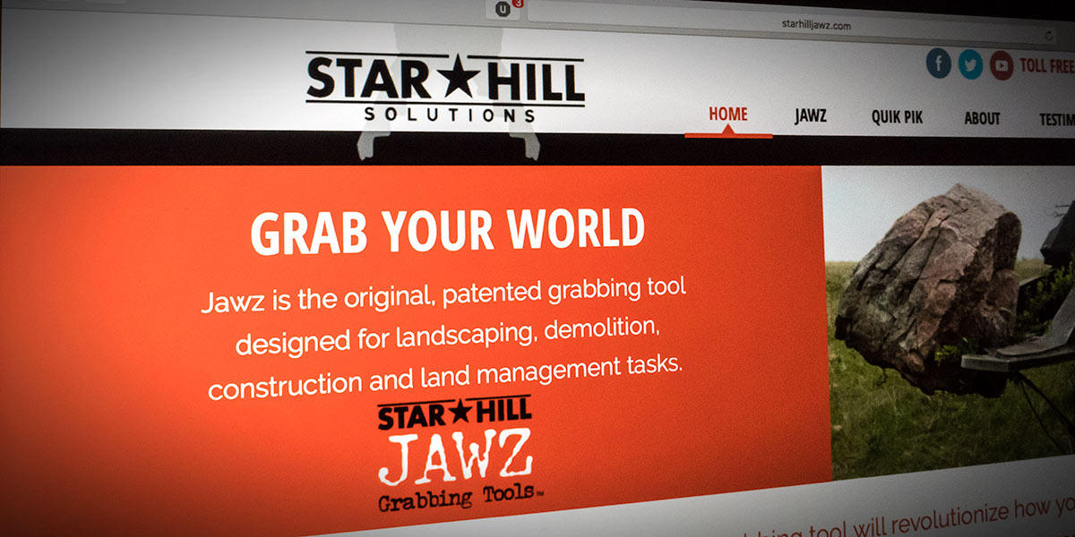 Star Hill Solutions Web Site